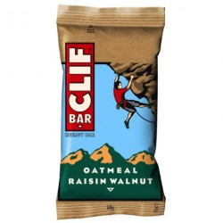 CLIFBAR OATMEAL RAISIN WALNUT