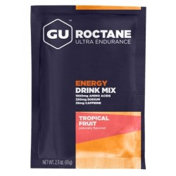 GU Boisson Energétique Roctane ultra endurance Sachet individuel 65g - Fruit Tropical