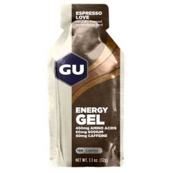 Gel Energy GU - Gout café