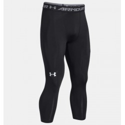 Leggings ¾ de compression Under Armour HeatGear® - Noir