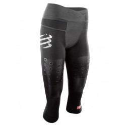 Legging WOMAN TRAIL RUNNING PIRATE ¾ - COMPRESSPORT