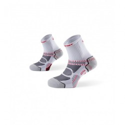 Chaussettes TEAMSOCKS BLANCHE - BV SPORT