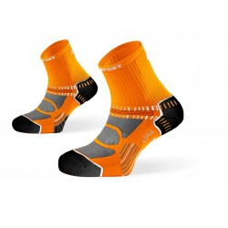 Chaussettes TEAMSOCKS ORANGE - BV SPORT