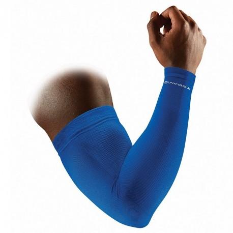 Manchons de compression avant-bras ACTIVE - Bleu - Mc David
