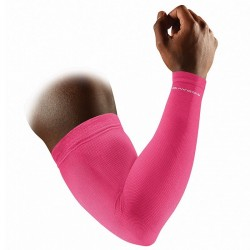 Manchons de compression avant-bras ACTIVE - Rose - Mc David
