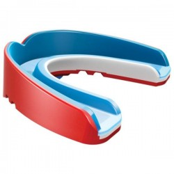 6500 NANO 3D - Protège dents - Pearl Rouge - SHOCK DOCTOR