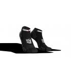 Chaussettes courtes Noir Pro Racing Socks V3.0 low cut - COMPRESSPORT