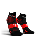 Chaussettes Noir Pro Racing ultra light run low V3.0 - COMPRESSPORT