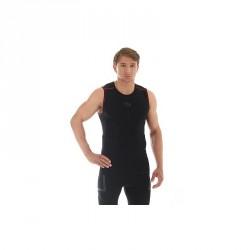 Débardeur Homme Fitness Noir - BRUBECK