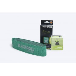 Mini-bandes d'exercices Blackroll - Vert