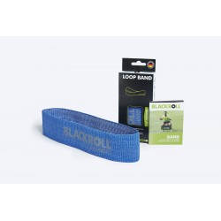 Mini-bandes d'exercices Blackroll - Bleu