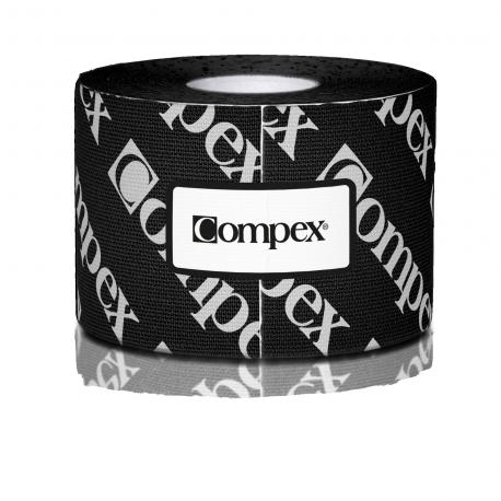 Taping kinésiologique Noir-Compex