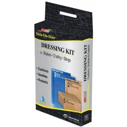 2nd SKIN SPENCO - Kit dressing