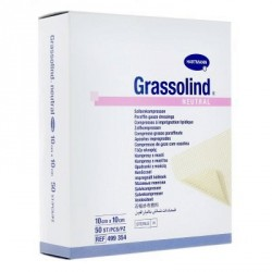 Pansements tulles vaselinés- Grassolind- HARTMANN