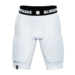 Short de protection PRO+ blanc - Blindsave
