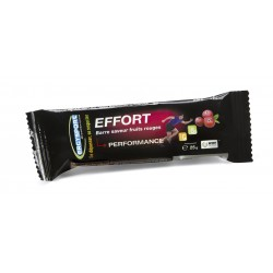 Barre Effort fruit rouge - Ergysport