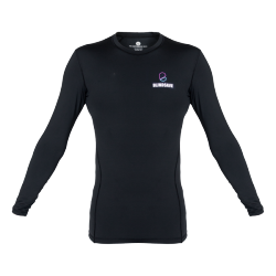T-shirt manches longues de compression - Blindsave