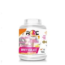 WHEY Protéines 100% ISOLATE - Vanille - 750G