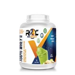 DELICIOUS 100 % WHEY Protéines - Gout Pistache- 1KG