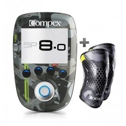 COMPEX SP 8.0 PACK WOOD edition - Gamme sport