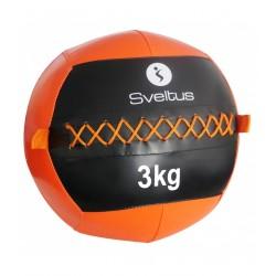 WALL BALL 3 kg - SVELTUS
