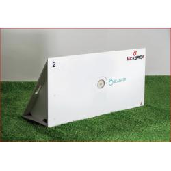 4 Planches de rebond football avec Jeux de lumieres - Rebouder PLAY70
