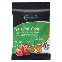 Natural Gom' (6 gommes) - Ergysport