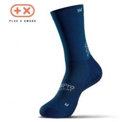 Chaussettes antidérapantes SOXPro UltraLight - Bleu marine