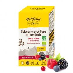 Etui 10 boissons énergétiques antioxydante Fruits rouges - Meltonic