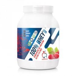 DELICIOUS 100 % WHEY Protéines - Gout Orangette - 1KG