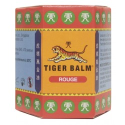 """Baume du Tigre Rouge - """"L'Authentique"""" - Pot de 30g"""