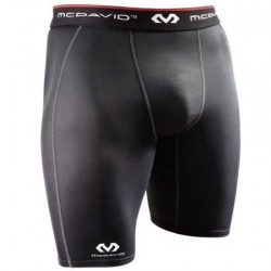 Short de compression Noir Homme 8100 - Mc David