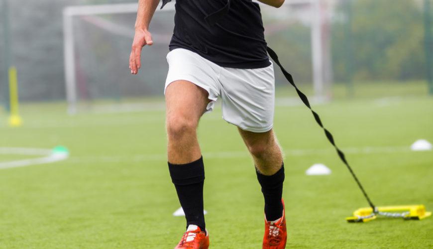 préparation physique dans le football
