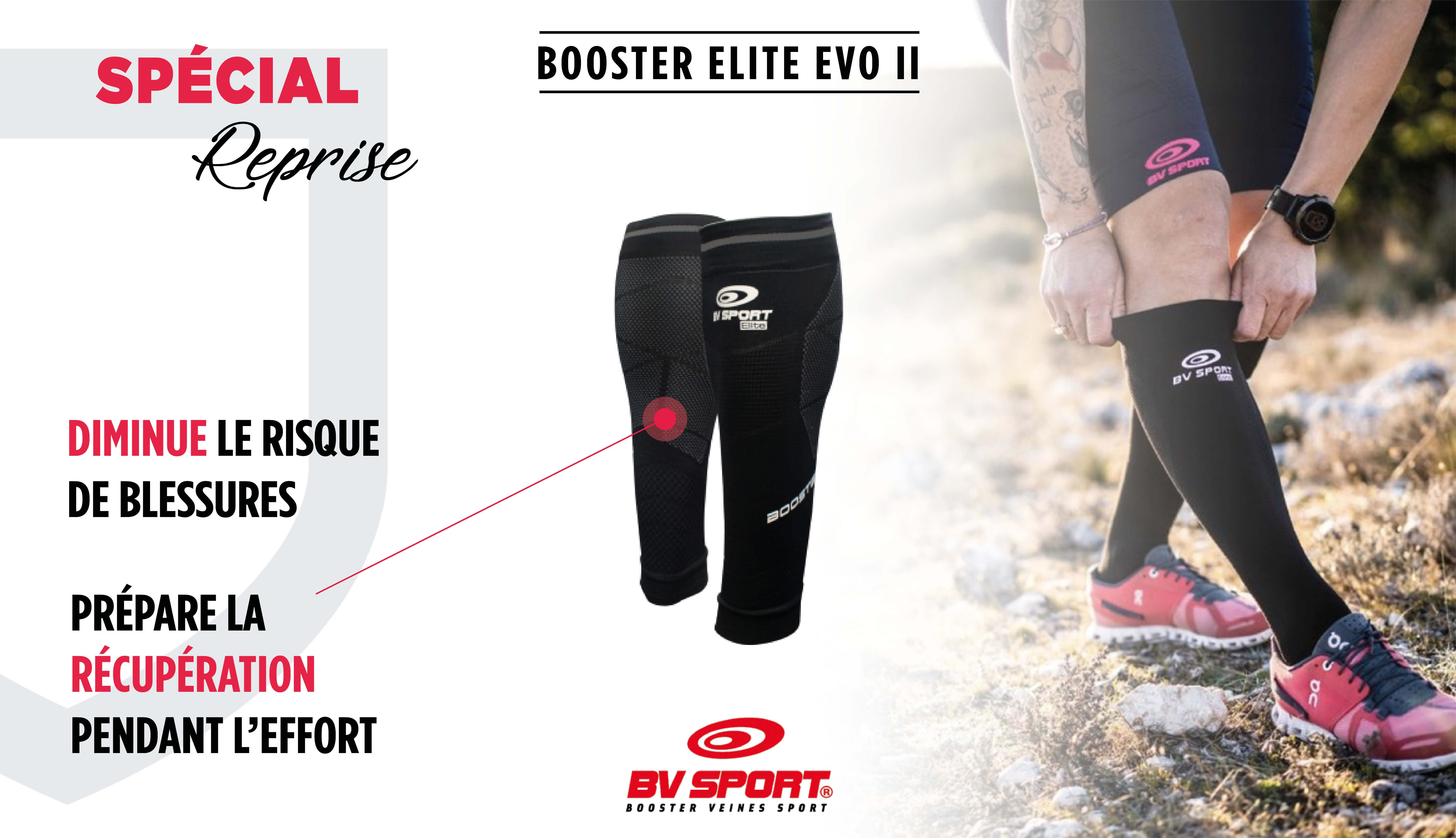 Booster Elite EVO II