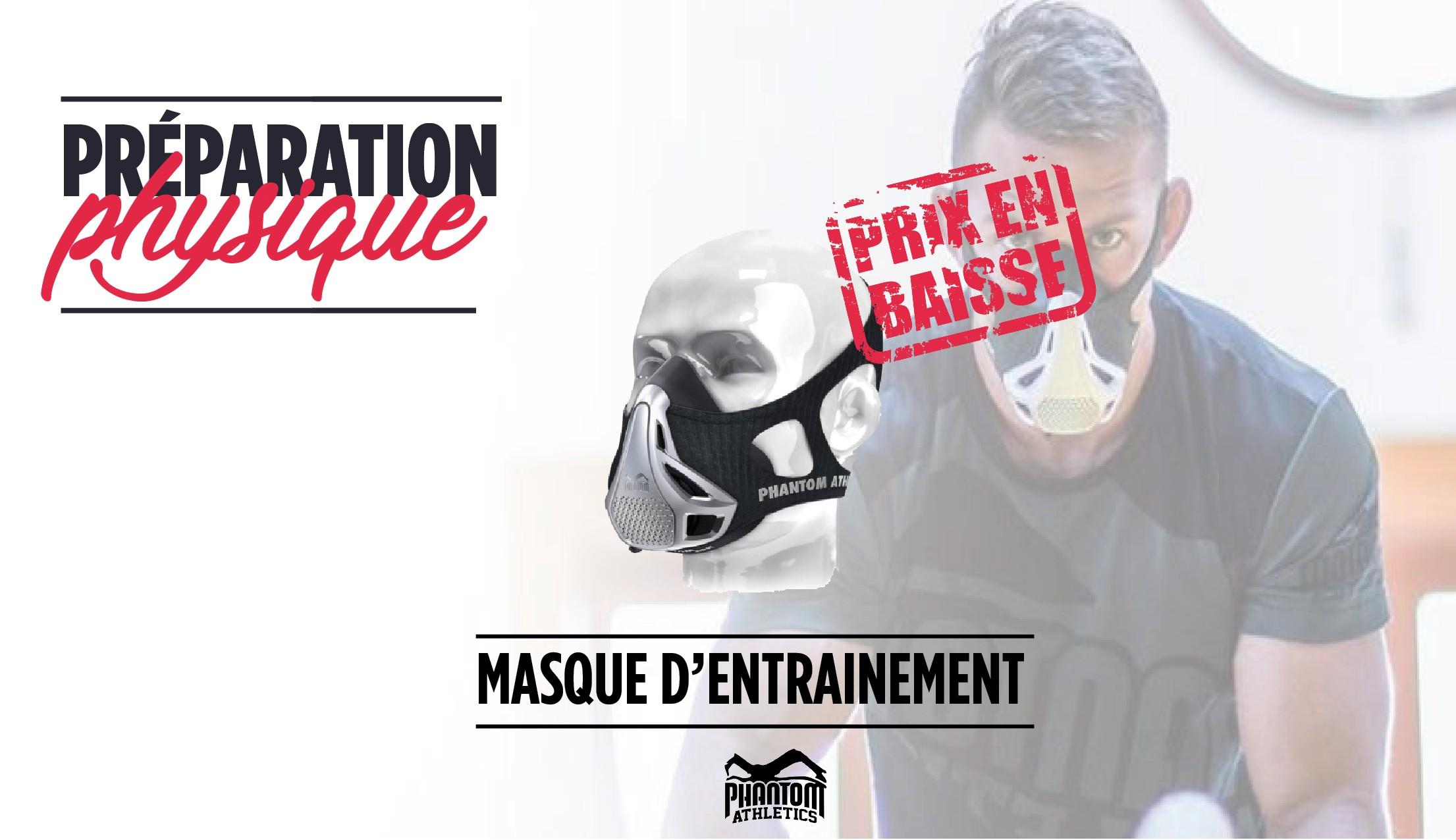 Training Mask : Baisse des prix !