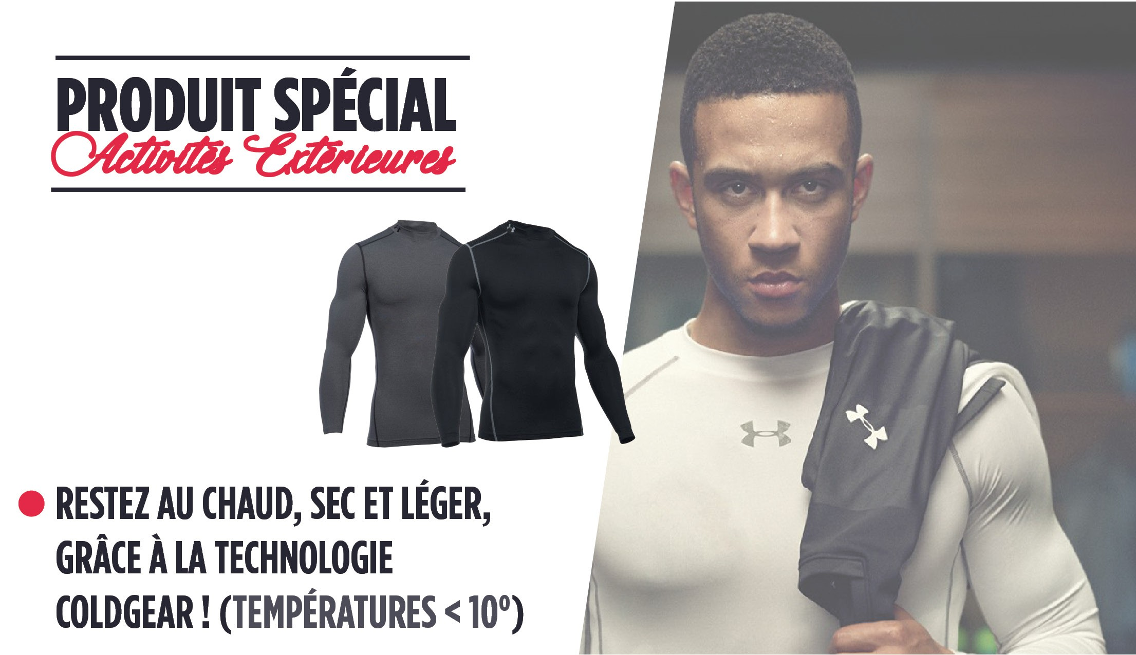 COLDGEAR UNDER ARMOUR